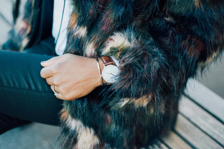 Faux Fur Loving