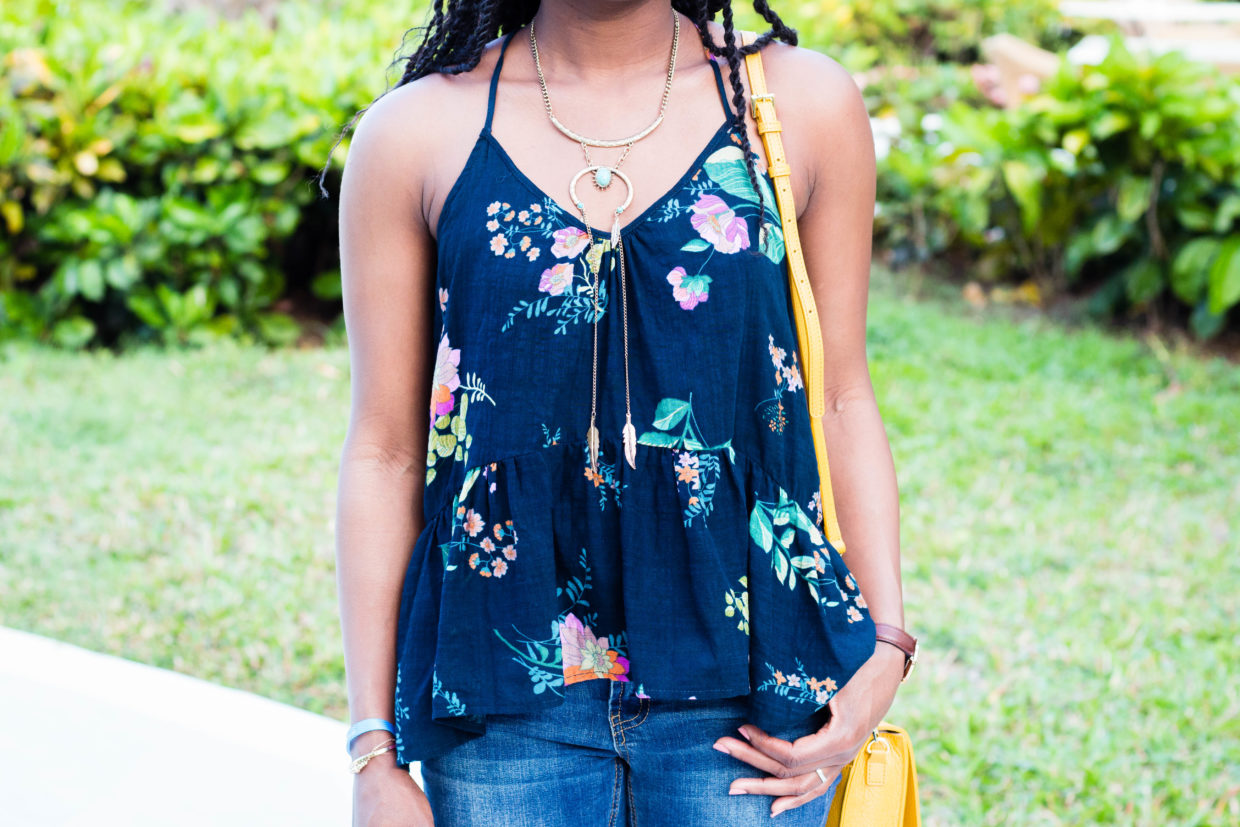 Floral Tank | Shop Sunday Brunch