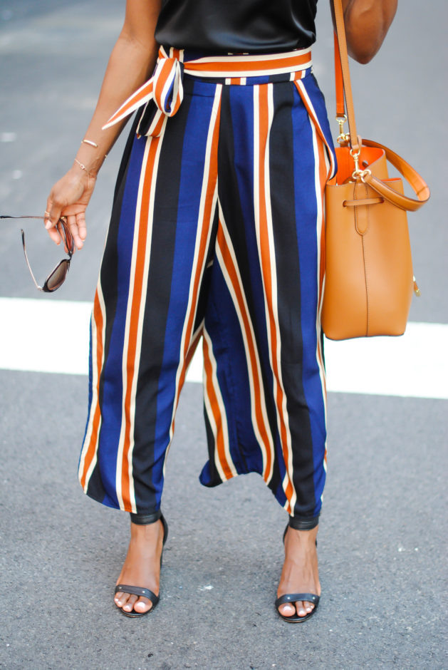 Palazzo Pants Styled Two Ways