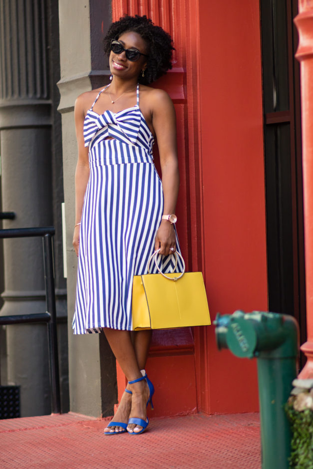 Summer Stripes You Can Transition into Fall