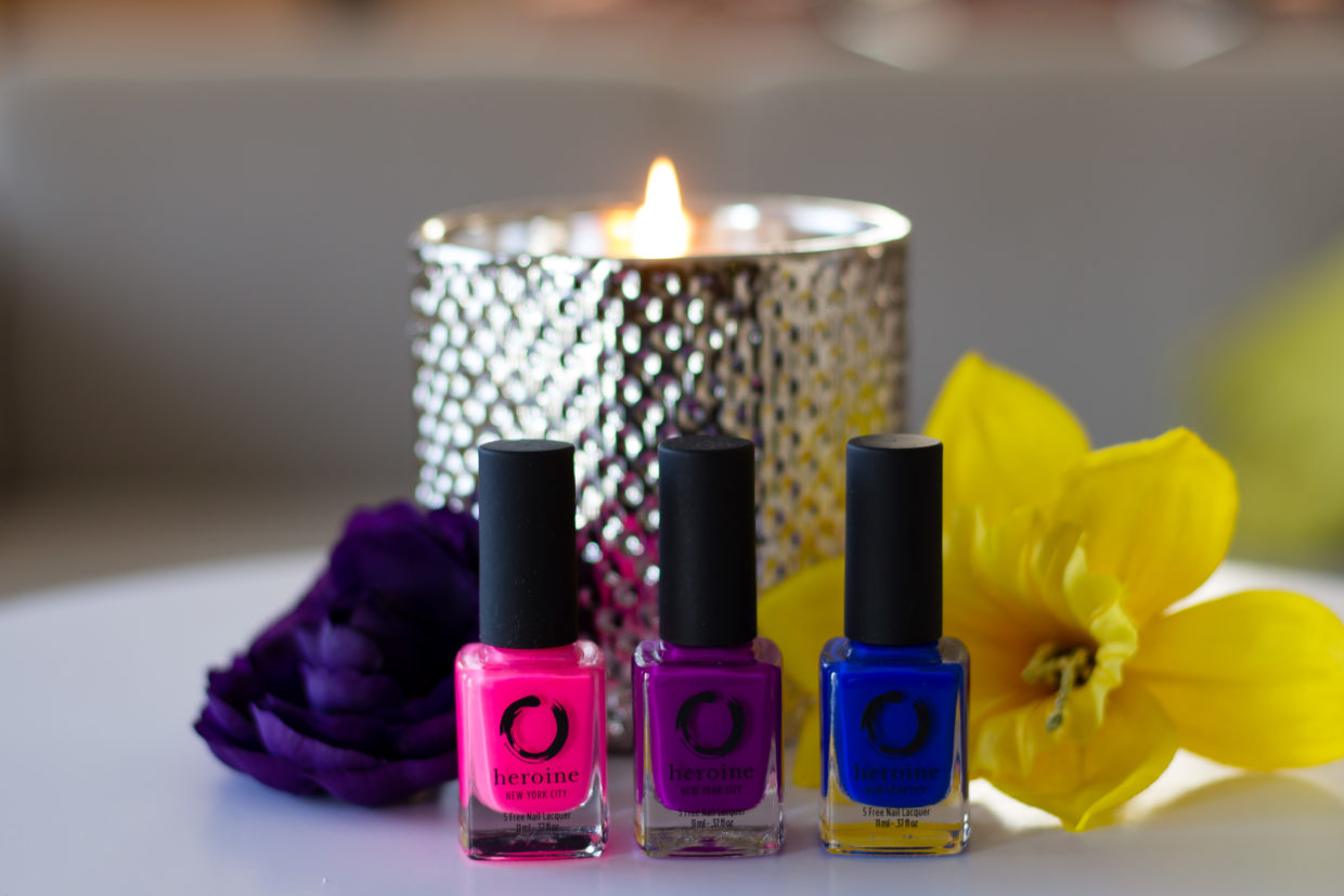 Update Your Nail Polish Collection With Heroine NYC